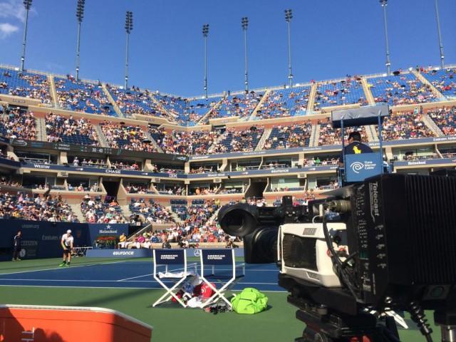 Phantom V642 - US Open Tennis on CBS Sports