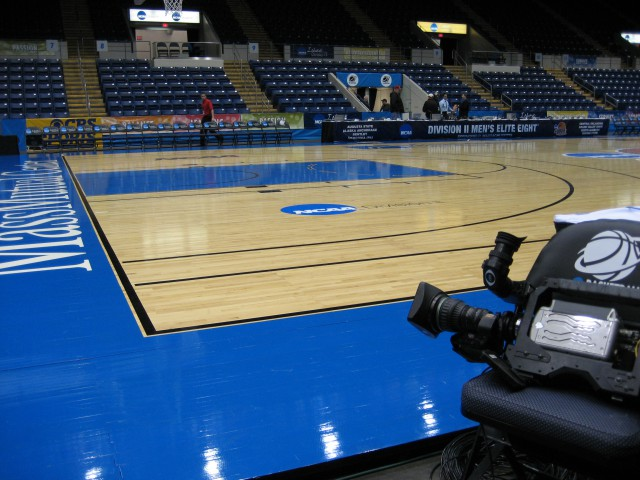 Phantom V10 - NCAA basketball on CBS Sports